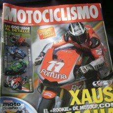 Coches y Motocicletas: MOTOCICLISMO Nº 1917 - NOV 2004 - KTM 990 / HONDA CBR 600 RR / KAWASAKI ZX 6R / SUZUKI R 600. Lote 245709995