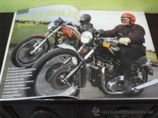 Coches y Motocicletas: MOTO LEGENDE Nº 36 - TRIUMPH BONNEVILLE 750 - GUZZI V8 500 - GRIFFON 1907 - - Foto 3 - 37299081