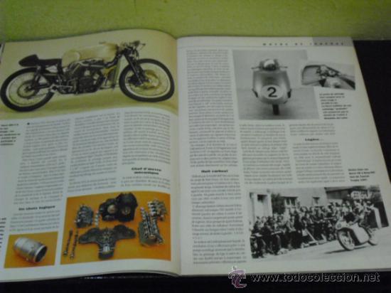 Coches y Motocicletas: MOTO LEGENDE Nº 36 - TRIUMPH BONNEVILLE 750 - GUZZI V8 500 - GRIFFON 1907 - - Foto 8 - 37299081