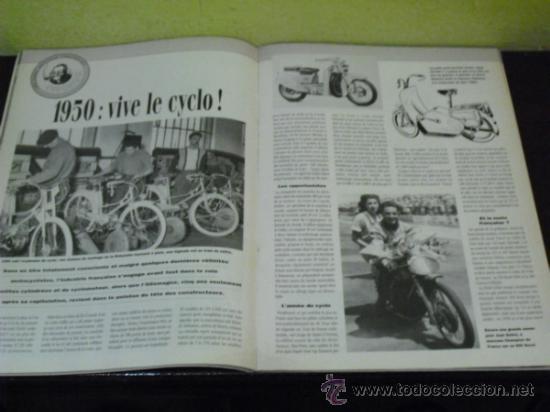 Coches y Motocicletas: MOTO LEGENDE Nº 36 - TRIUMPH BONNEVILLE 750 - GUZZI V8 500 - GRIFFON 1907 - - Foto 12 - 37299081