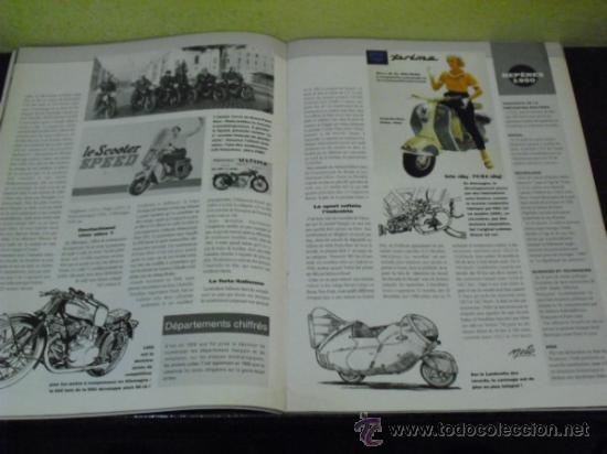 Coches y Motocicletas: MOTO LEGENDE Nº 36 - TRIUMPH BONNEVILLE 750 - GUZZI V8 500 - GRIFFON 1907 - - Foto 13 - 37299081