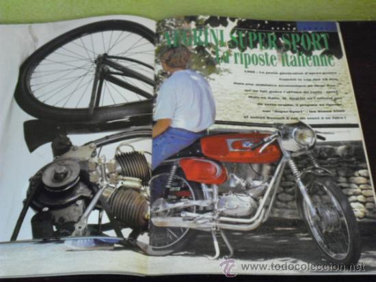 Coches y Motocicletas: MOTO LEGENDE Nº 36 - TRIUMPH BONNEVILLE 750 - GUZZI V8 500 - GRIFFON 1907 - - Foto 14 - 37299081