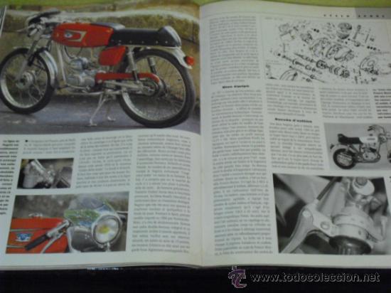 Coches y Motocicletas: MOTO LEGENDE Nº 36 - TRIUMPH BONNEVILLE 750 - GUZZI V8 500 - GRIFFON 1907 - - Foto 15 - 37299081