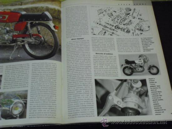 Coches y Motocicletas: MOTO LEGENDE Nº 36 - TRIUMPH BONNEVILLE 750 - GUZZI V8 500 - GRIFFON 1907 - - Foto 16 - 37299081