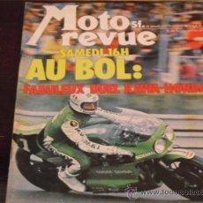 Coches y Motocicletas: MOTO REVUE Nº 2282 AÑO 1976 - PRUEBA DUCATI 500 SPORT -. Lote 37299507