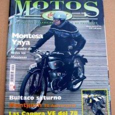 Coches y Motocicletas: REVISTA MOTOS DE AYER Nº 53. Lote 126887958