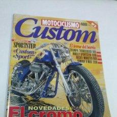 Coches y Motocicletas: MOTOCICLISMO - ESPECIAL CUSTOM - NÚMERO 3. Lote 37753080