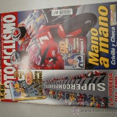 Coches y Motocicletas: REVISTA HONDA FES 250 MALAGUTI MADISON 250S PIAGGIO X-9 SUZUKI AN 250 BURGMAN YAMAHA YP 250 MAJESTY . Lote 37812303