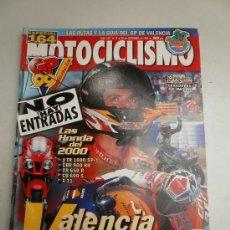 Coches y Motocicletas: REVISTA- HONDA VTR 1000 SP-1-CBR 900 RR- XR 650 R- CB 600S- X11- SUZUKI INTRUDER 125 LC- AFRICA TWIN. Lote 37967221