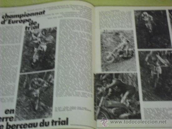 Coches y Motocicletas: MOTO REVUE Nº 2069 - PRUEBA YAMAHA 750 4T. - KAWA 350/S2 - DAYTONA 1972 - - Foto 3 - 38123486