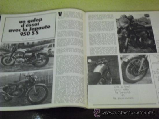 Coches y Motocicletas: MOTO REVUE Nº 2069 - PRUEBA YAMAHA 750 4T. - KAWA 350/S2 - DAYTONA 1972 - - Foto 4 - 38123486