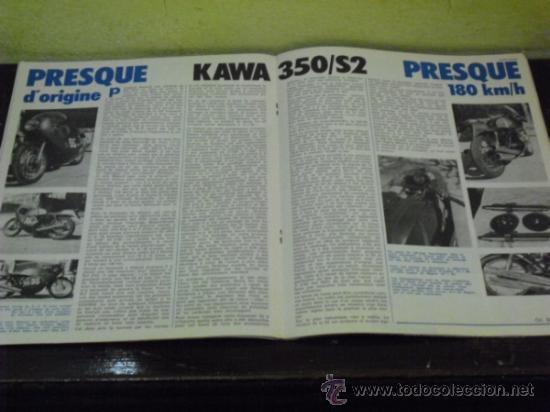 Coches y Motocicletas: MOTO REVUE Nº 2069 - PRUEBA YAMAHA 750 4T. - KAWA 350/S2 - DAYTONA 1972 - - Foto 7 - 38123486