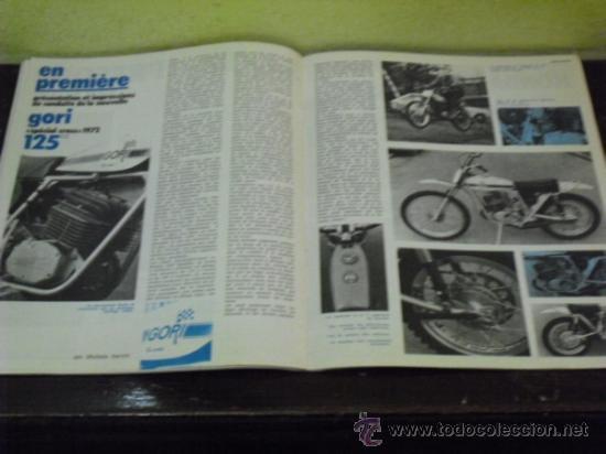 Coches y Motocicletas: MOTO REVUE Nº 2069 - PRUEBA YAMAHA 750 4T. - KAWA 350/S2 - DAYTONA 1972 - - Foto 8 - 38123486