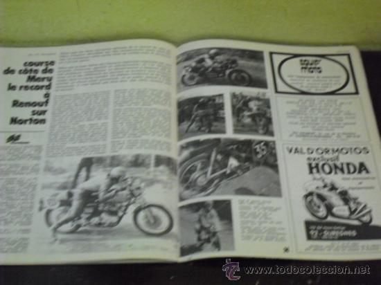 Coches y Motocicletas: MOTO REVUE Nº 2069 - PRUEBA YAMAHA 750 4T. - KAWA 350/S2 - DAYTONA 1972 - - Foto 9 - 38123486