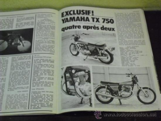 Coches y Motocicletas: MOTO REVUE Nº 2069 - PRUEBA YAMAHA 750 4T. - KAWA 350/S2 - DAYTONA 1972 - - Foto 10 - 38123486