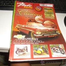 Coches y Motocicletas: REVISTA AUTO FOTO NUMERO 112 DICIEMBRE 2005 , CHEBROLET IMPALA. Lote 38252050