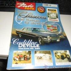 Coches y Motocicletas: AUTO FOTO Nº 111, NOVIEMBRE 2005. Lote 38252055
