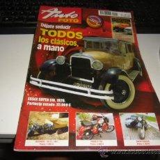 Coches y Motocicletas: AUTO FOTO Nº 110 OCTUBRE 2005. Lote 38252142