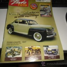 Coches y Motocicletas: AUTO FOTO Nº 132 AGOSTO 2007 . Lote 38252174