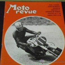 Coches y Motocicletas: MOTO REVUE Nº 1984 AÑO 1970 -OSSA 250SPORT CRITERIUM-YAMAHA 350 STREET-KAWASAKI 500 DUNSTALL-. Lote 56185593