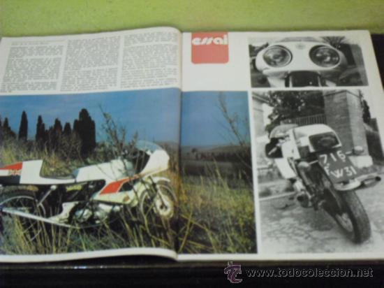 Coches y Motocicletas: MOTO REVUE Nº 2221 - AÑO 1975 - PRUEBA NORTON PLAYER - 6 DIAS ESCOCIA MC.ANDREWS- GP ITALIA - - Foto 5 - 38481215