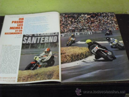 Coches y Motocicletas: MOTO REVUE Nº 2221 - AÑO 1975 - PRUEBA NORTON PLAYER - 6 DIAS ESCOCIA MC.ANDREWS- GP ITALIA - - Foto 3 - 38481215