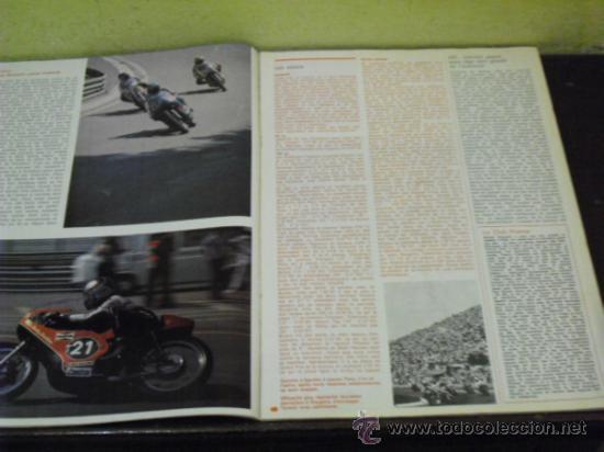 Coches y Motocicletas: MOTO REVUE Nº 2221 - AÑO 1975 - PRUEBA NORTON PLAYER - 6 DIAS ESCOCIA MC.ANDREWS- GP ITALIA - - Foto 2 - 38481215