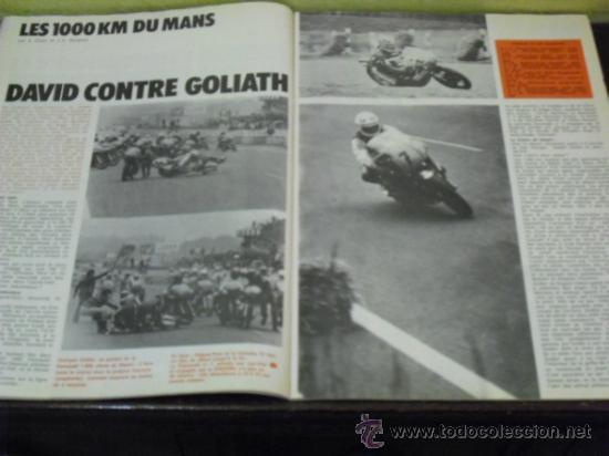 Coches y Motocicletas: MOTO REVUE Nº 2221 - AÑO 1975 - PRUEBA NORTON PLAYER - 6 DIAS ESCOCIA MC.ANDREWS- GP ITALIA - - Foto 7 - 38481215