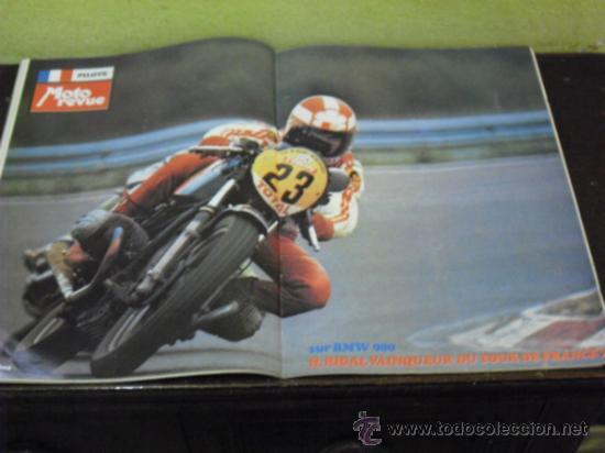 Coches y Motocicletas: MOTO REVUE Nº 2221 - AÑO 1975 - PRUEBA NORTON PLAYER - 6 DIAS ESCOCIA MC.ANDREWS- GP ITALIA - - Foto 8 - 38481215
