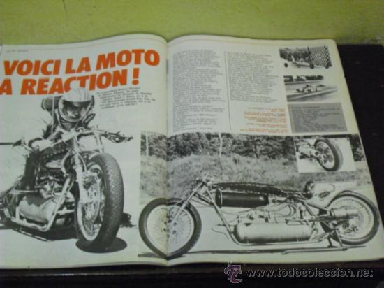 Coches y Motocicletas: MOTO REVUE Nº 2221 - AÑO 1975 - PRUEBA NORTON PLAYER - 6 DIAS ESCOCIA MC.ANDREWS- GP ITALIA - - Foto 9 - 38481215
