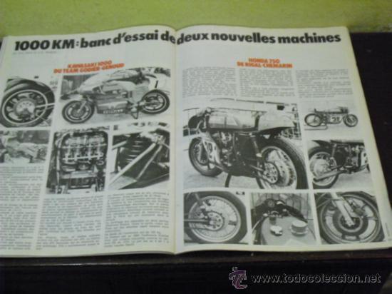 Coches y Motocicletas: MOTO REVUE Nº 2221 - AÑO 1975 - PRUEBA NORTON PLAYER - 6 DIAS ESCOCIA MC.ANDREWS- GP ITALIA - - Foto 11 - 38481215