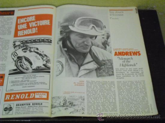 Coches y Motocicletas: MOTO REVUE Nº 2221 - AÑO 1975 - PRUEBA NORTON PLAYER - 6 DIAS ESCOCIA MC.ANDREWS- GP ITALIA - - Foto 12 - 38481215