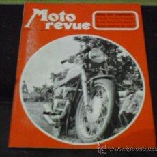 Coches y Motocicletas: MOTO REVUE Nº 2039 - AÑO 1971 - PRUEBA KAWASAKI 350. Lote 38481108
