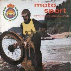 Coches y Motocicletas: REVISTA MOTO SPORT Nº 125 AÑO 1981. . Lote 38811613