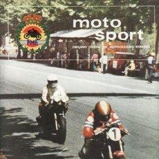 Coches y Motocicletas: REVISTA MOTO SPORT Nº 89 AÑO 1978. . Lote 38811633