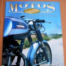 Coches y Motocicletas: REVISTA MOTOS DE AYER Nº 14. Lote 246312230
