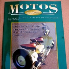 Coches y Motocicletas: REVISTA MOTOS DE AYER Nº 27. Lote 148569613