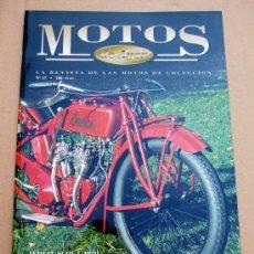 Coches y Motocicletas: REVISTA MOTOS DE AYER Nº 17. Lote 101055160
