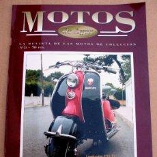 Coches y Motocicletas: REVISTA MOTOS DE AYER Nº 21. Lote 52613048