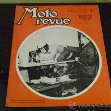 Coches y Motocicletas: MOTO REVUE Nº 1301 AÑO 1956 - PRUEBA DKW RT 250 S - NSU RECORDS EN BONNEVILLE -. Lote 38846775