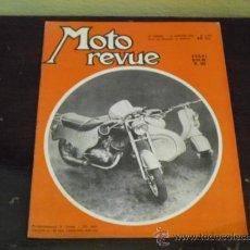Coches y Motocicletas: MOTO REVUE Nº 1.272 - AÑO 1956 - MORINI 125 Y 175 - GUILERA 350 - PRUEBA BMW. R. 50 -MATCHLESS G-45. Lote 39153293