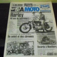 Coches y Motocicletas: LA VIE DE LA MOTO Nº 203 - ABRIL 1997 - PRUEBA HARLEY SPORTSTER - NORTON FISH -. Lote 39551611