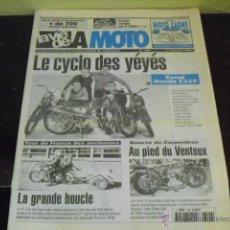 Coches y Motocicletas: LA VIE DE LA MOTO Nº 196 - 1997 - PRUEBA DE LA HONDA C110 -. Lote 39560619