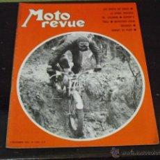 Coches y Motocicletas: MOTO REVUE Nº 2005 AÑO 1970 - - PRUEBA BSA-TRIUMPH BANDIT Y FURI 350 -. Lote 39619570