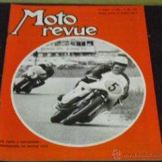 Coches y Motocicletas: MOTO REVUE Nº 1932 AÑO 1969 - PRUEBA MAICO 125 G.S. - GRAN PREMIO ALEMANIA -. Lote 39619908