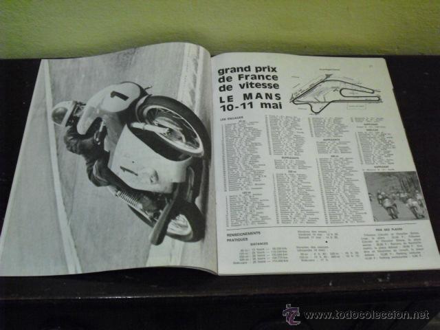 Coches y Motocicletas: MOTO REVUE Nº 1932 AÑO 1969 - PRUEBA MAICO 125 G.S. - GRAN PREMIO ALEMANIA - - Foto 2 - 39619908