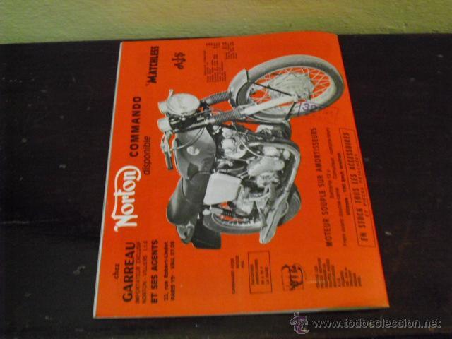 Coches y Motocicletas: MOTO REVUE Nº 1932 AÑO 1969 - PRUEBA MAICO 125 G.S. - GRAN PREMIO ALEMANIA - - Foto 5 - 39619908