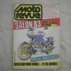 Coches y Motocicletas: MOTO REVUE_SPECIAL SALON 83_REVISTA FRANCESA Nº 2619_AÑO 1983. Lote 39781854