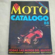 Coches y Motocicletas: LA MOTO INTERNACIONAL_CATALOGO 88_AÑO 1_Nº 1. Lote 83549544