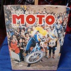 Coches y Motocicletas: MOTOS EL AÑO DE LAS MOTOS 1979-80 FOTOS ADICIONALES. Lote 39904520
